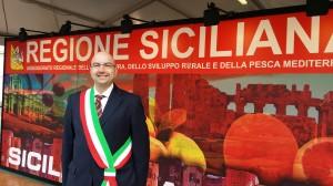 """Castronovo alla fiera di Torino """"ITALIA DA AMARE"""" 2014"""