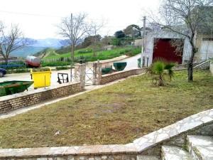 Pulizia Villetta Comunale di Marcatobianco