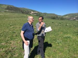 Univeristà di York e Tor Vergata a Castronovo per una campagna di sondaggi archeologi sul Kassar
