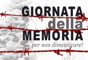"""GIORNATA DELLA MEMORIA """"PER NON DIMENTICARE"""""""