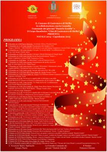 Programma Natalizio 2014-2015
