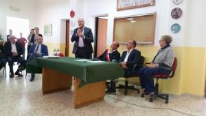VISITA DEL SOTTOSEGRETARIO ALLA PUBBLICA ISTRUZIONE DAVIDE FARAONE