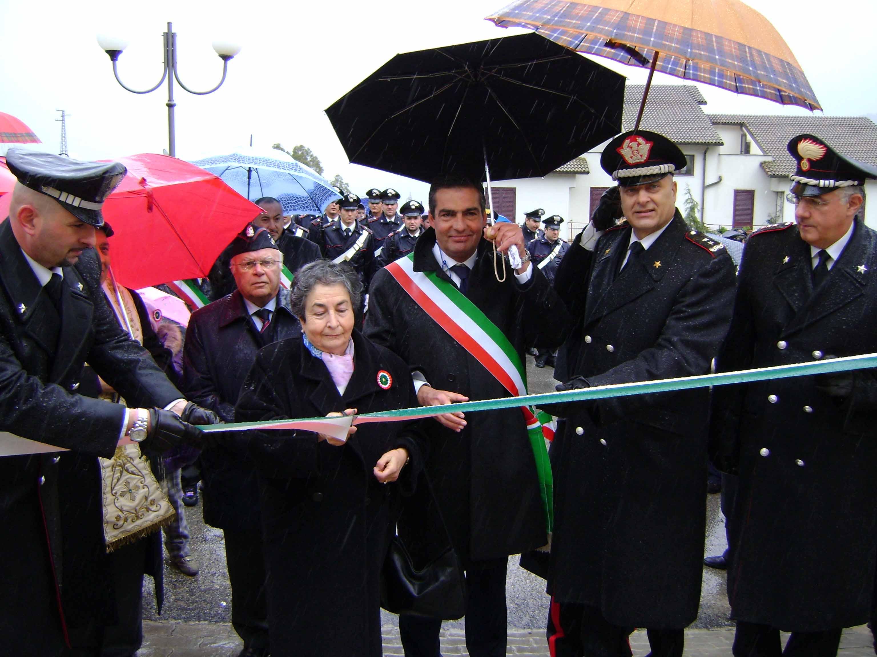 caserma dei carabinieri di