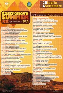 Castronovo Summer Fest 2014