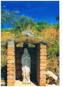 Cappella votiva di campagna- Conti Antonino
