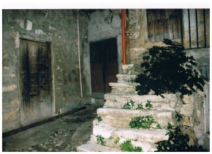 Cortile vecchio - Sparacello Antonino