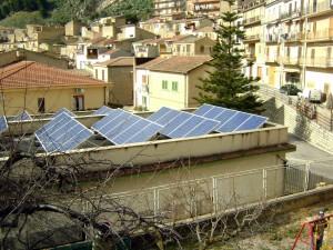"""Castronovo è un comune """"solare"""""""