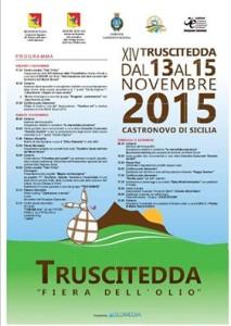 XIV TRUSCITEDDA- SAGRA DELL'OLIO 2015