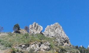 La mano di roccia - Mastrangelo Samuele