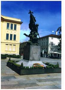 Monumento ai caduti, Piazza Vittorio Veneto, Venaria - Sanfilippo Giuseppe