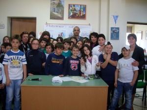 Scuola, incontro con Pino Nazio
