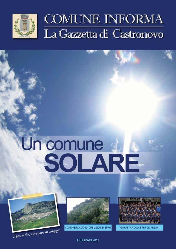 Comune Informa – Febbraio 2011