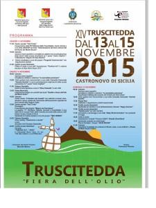 """XIV edizione della Truscitedda """"Fiera dell' Olio"""""""