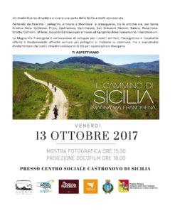 IL CAMMINO DI SICILIA – MAGNA VIA FRANCIGENA