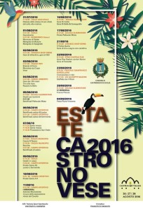 ESTATE CASTRONOVESE 2016