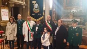 """""""Venaria Reale"""" consegna nuova bandiera ass. """"G. Verdi"""""""