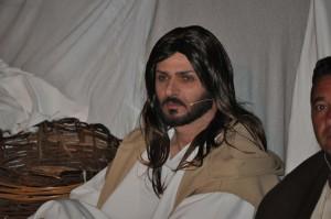 Le immagini della Via Crucis Vivente