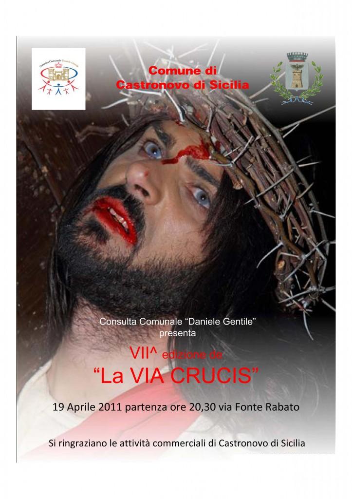 Via Crucis vivente martedì 19 aprile